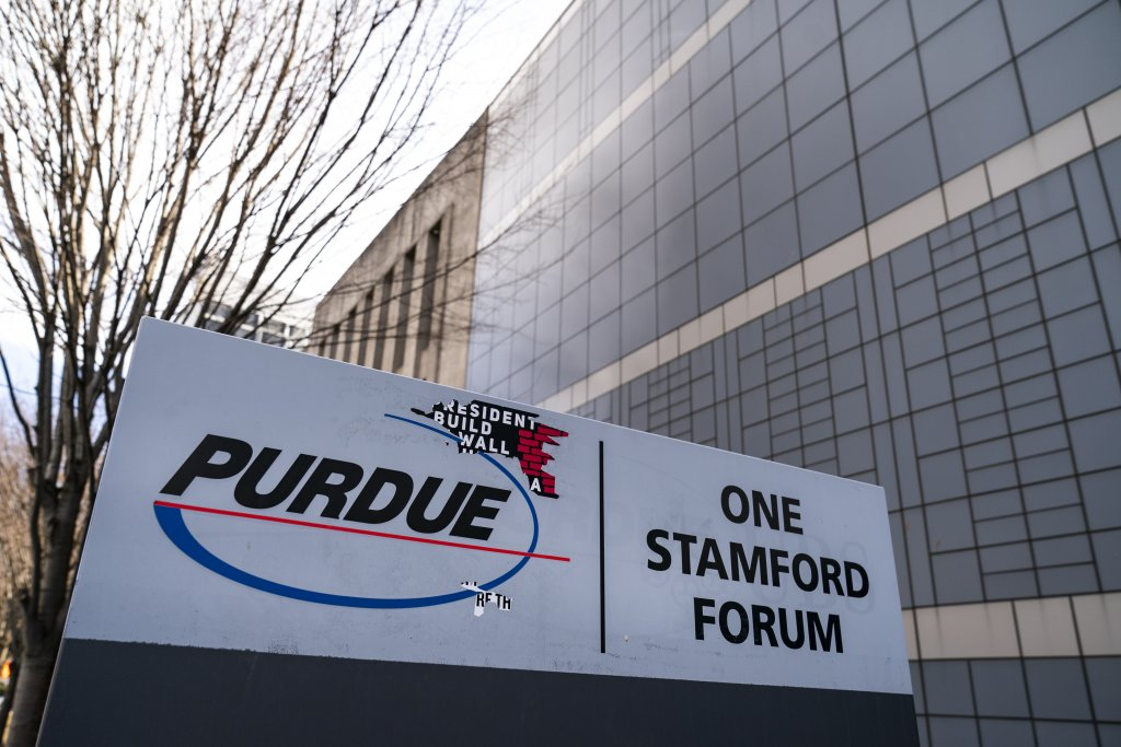 Bankruptcy Purdue Pharma