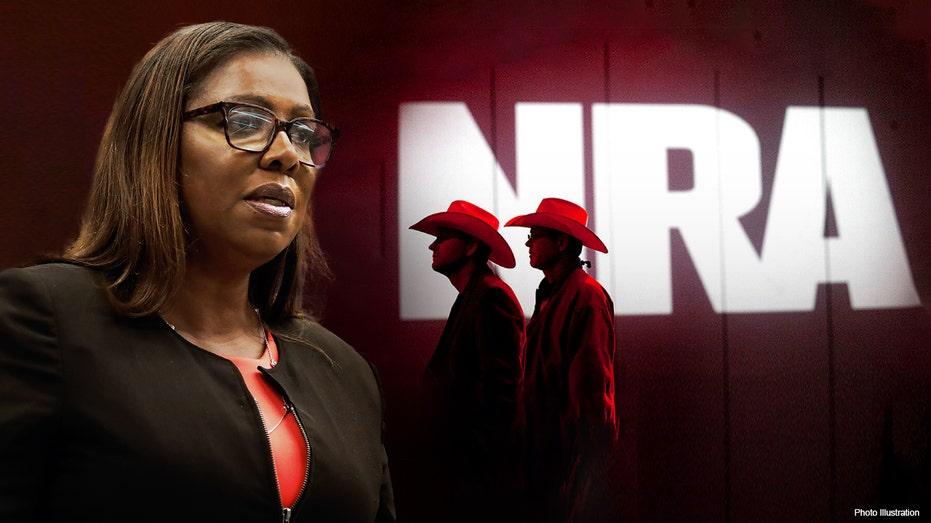 NRA Bankruptcy Filing
