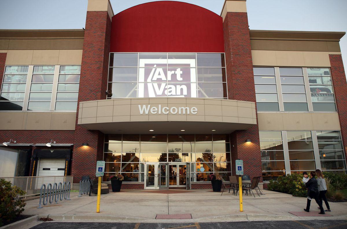 Art Van Bankruptcy