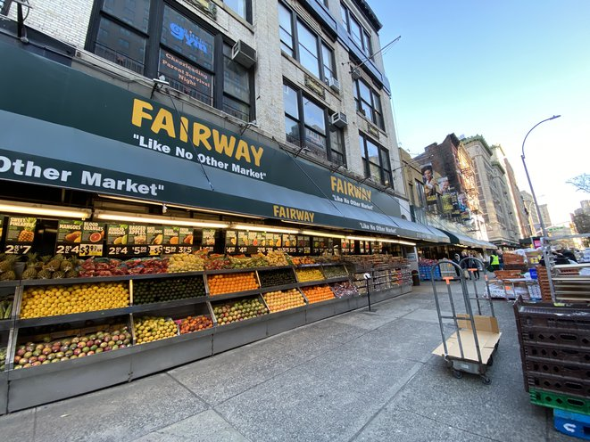Fairway Market Bankruptcy
