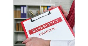 How To File Bankruptcy Chapter 7