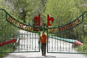 Boy Scouts Bankruptcy Filing