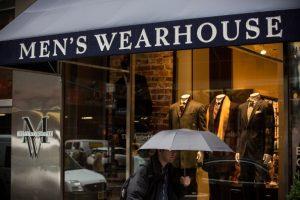 Men's Wearhouse Bankruptcy