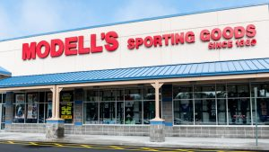 Modell's Bankruptcy